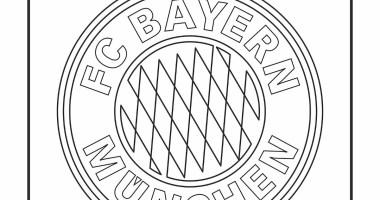 Fc Bayern Malvorlagen Zum Ausdrucken Online   Amorphi