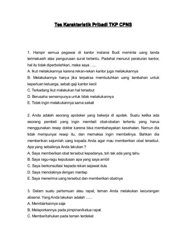 Contoh Soal Tkd Bumn 2019 : contoh, Contoh, Kompetensi, Dasar, Bumn,, Paling, Dicari!