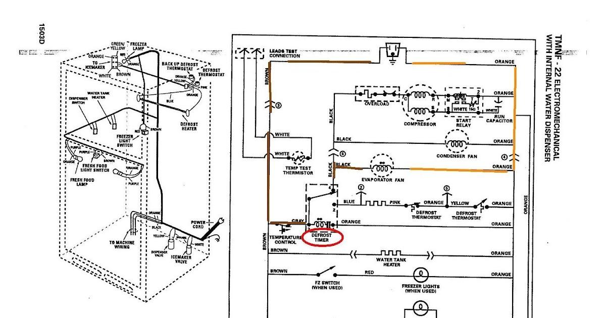 [DIAGRAM] Haier Refrigerator Wiring Diagram