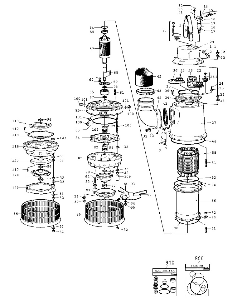 Flygt 3127 Pump Manual