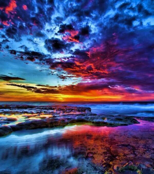 beautiful landscapes tropical