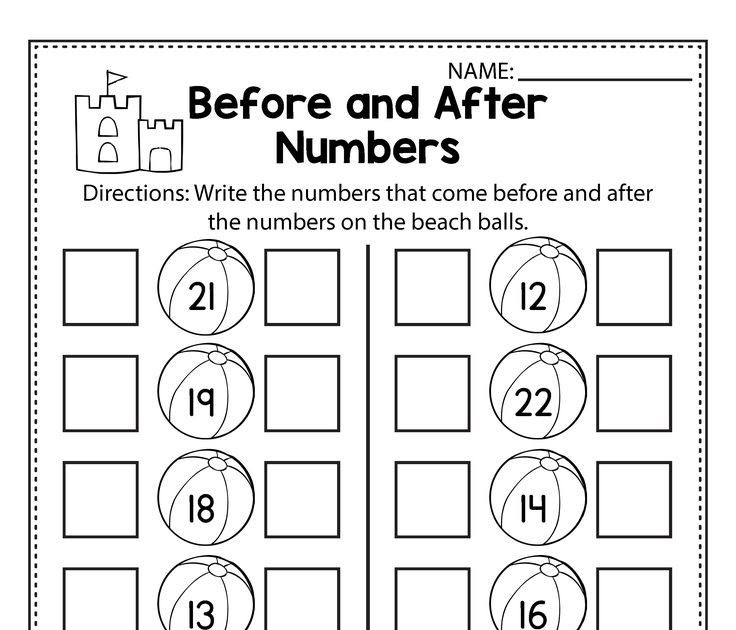 Teach child how to read: Free Kids Worksheets Math Writing