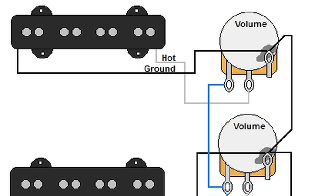 [Download 27+] Passive Jazz Bass Wiring Diagram