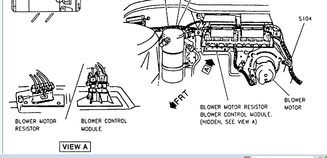 Ford Alternator Wiring Diagram For Choke. Ford. Auto
