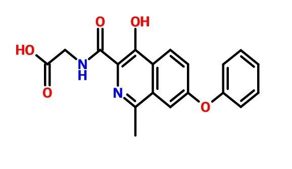 Medicinal Chemistry International: Roxadustat, ASP 1517