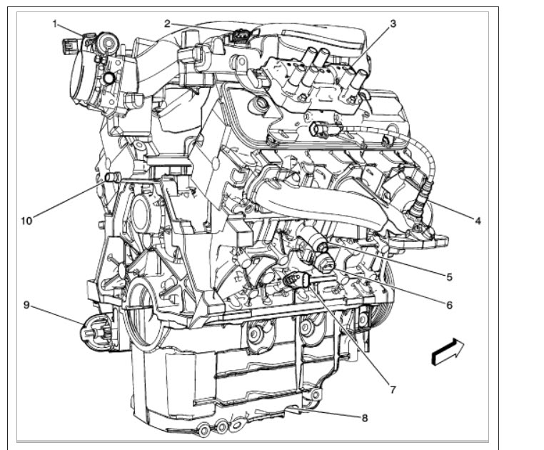 ONLINE BOOK Pontiac G6 Engine Sensor Diagram