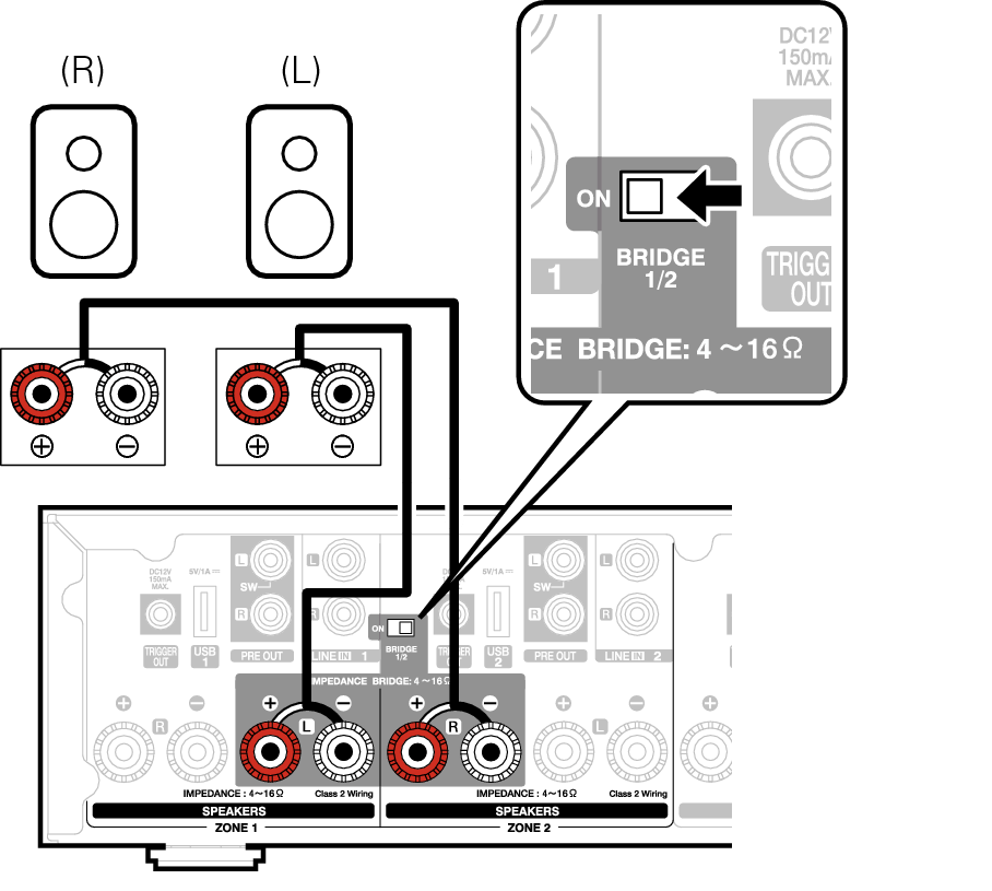 4 Ohm Wiring Diagram