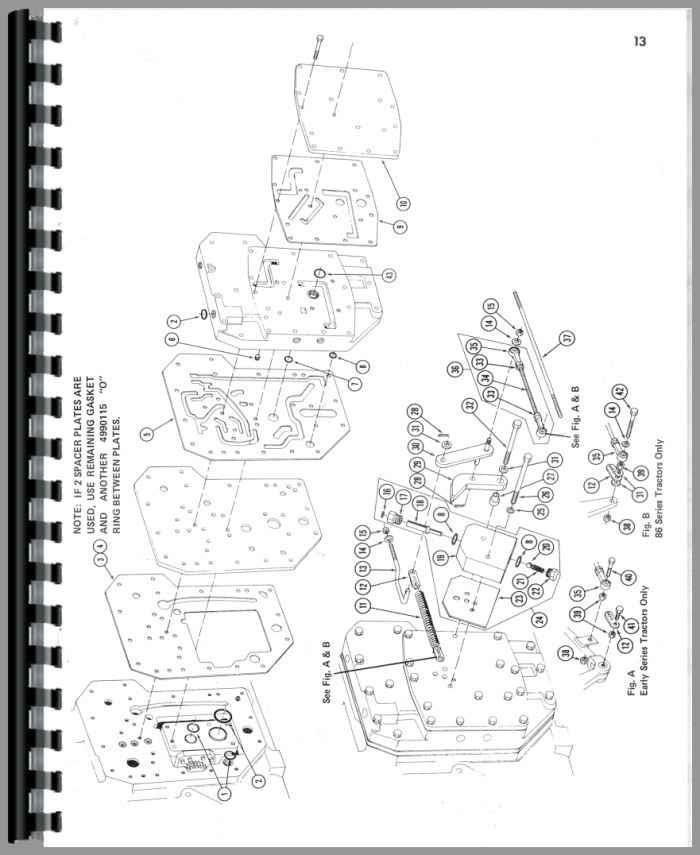 Wiring Manual PDF: 1206 Ih Tractor Wiring Diagram