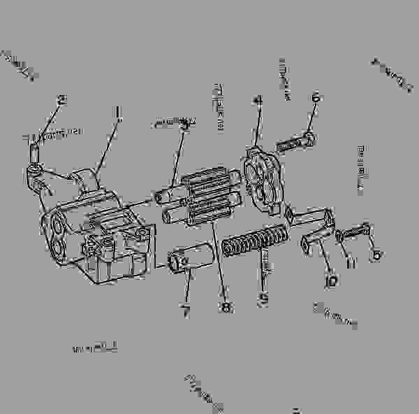 Cat 3406b Oil Pump Torque