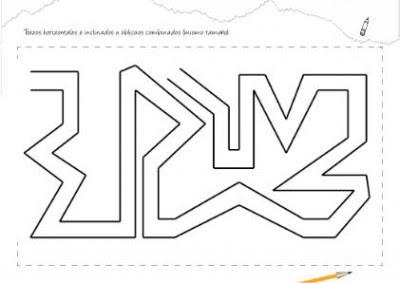 GEA EDUCADORES: Manual Básico de grafomotricidad