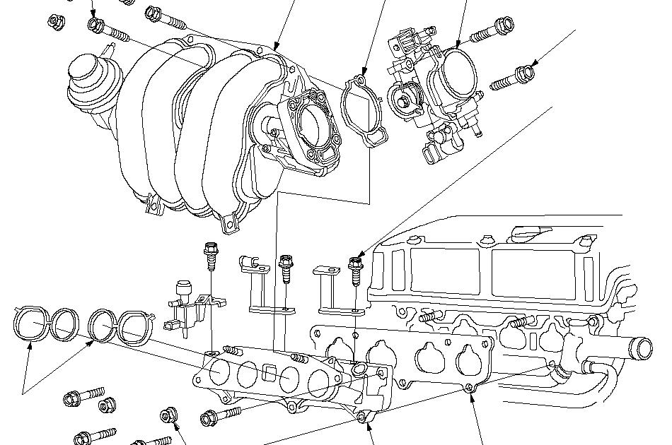 2004 Honda Cr V Engine Diagram : 2001 Honda Cr V Fuel