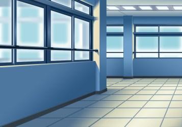 Anime Backgrounds School Hallway contoh soal pelajaran puisi dan pidato populer