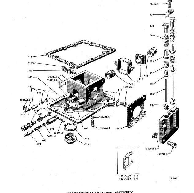 Ford 8n Hydraulic Diagram