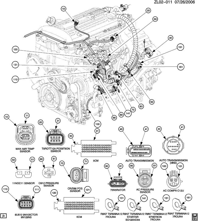 [DIAGRAM] Saturn Vue Engine Diagram FULL Version HD