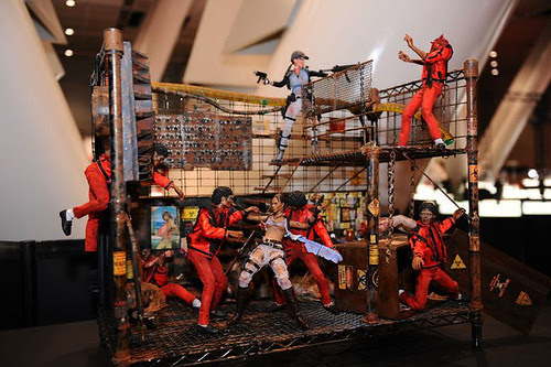 Customed Iron Men and Diorama War Project for Hot Toys