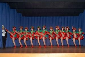 Tanzmariechen Malvorlage  tanz 01 gratis Malvorlage in ...