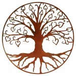 Simple Drawing Of Tree Of Life