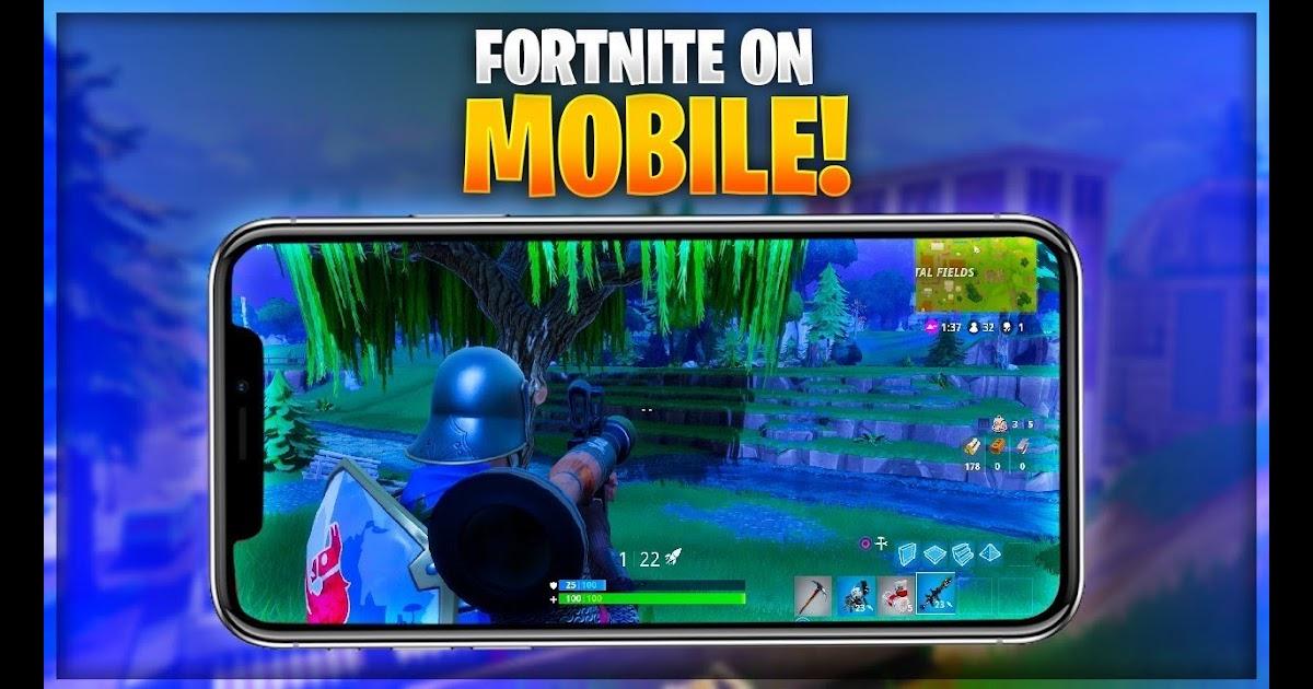 Fortnite Battle Royal Mobile | Fortnite Hacks Ps4 Skins