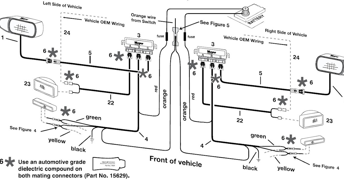 7052 Boss Snow Plow Wiring Schematic ~ 650 Download Kindle