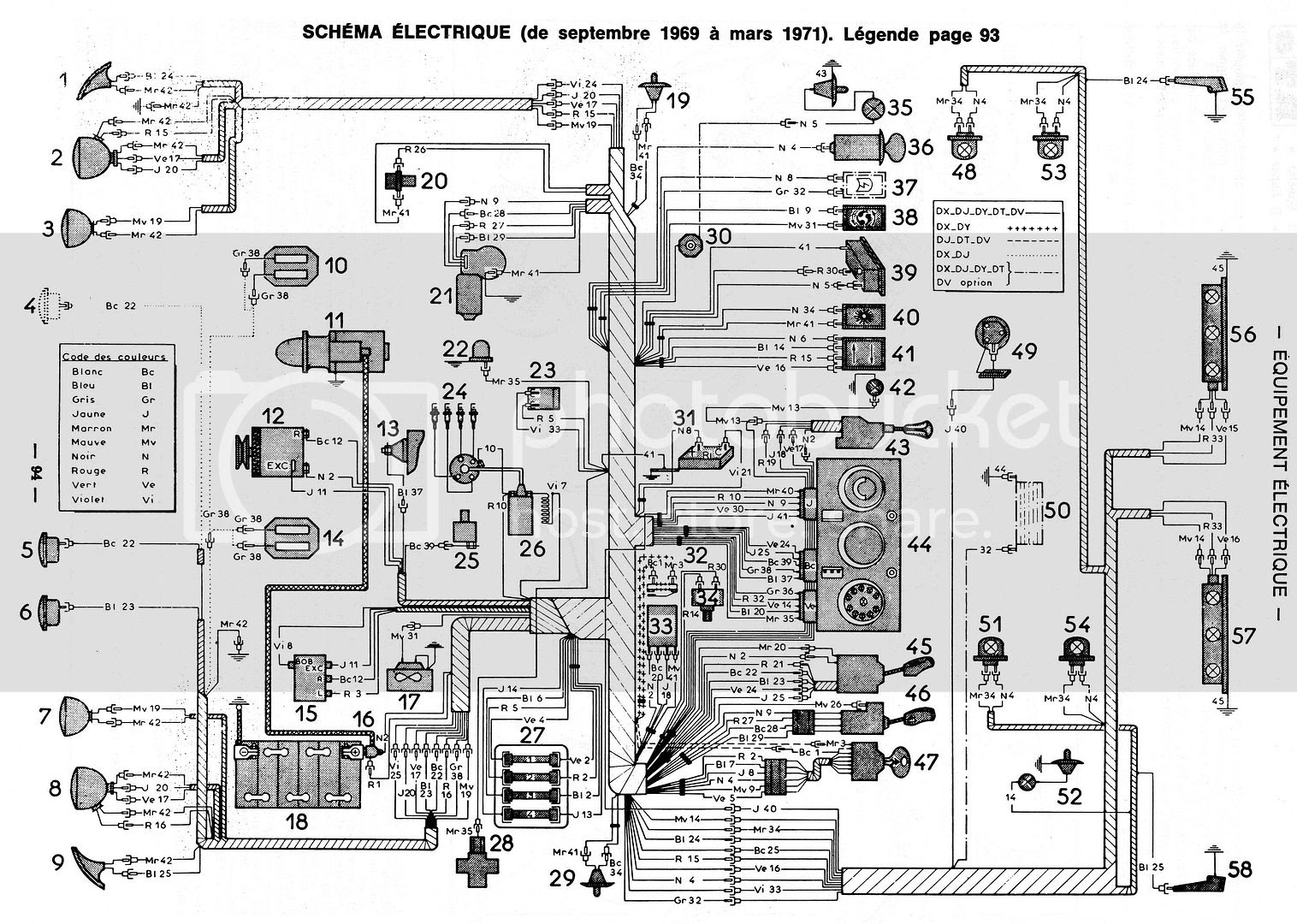 Ducellier Alternator Wiring Diagram
