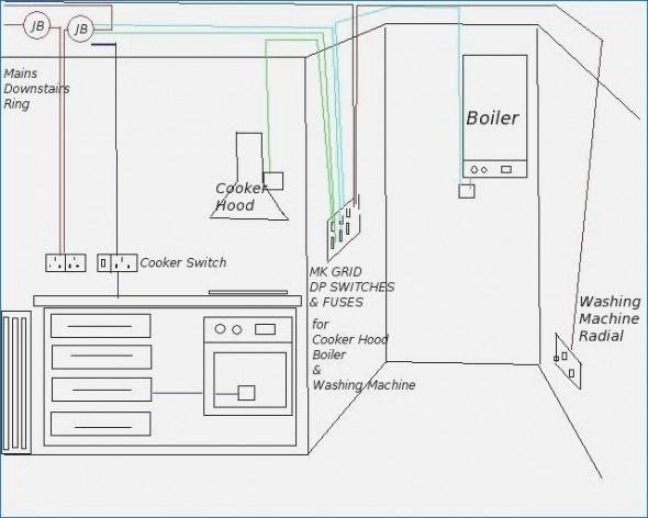 Kitchen Grid Switch Wiring Diagram : MK K4896CHWHI Grid