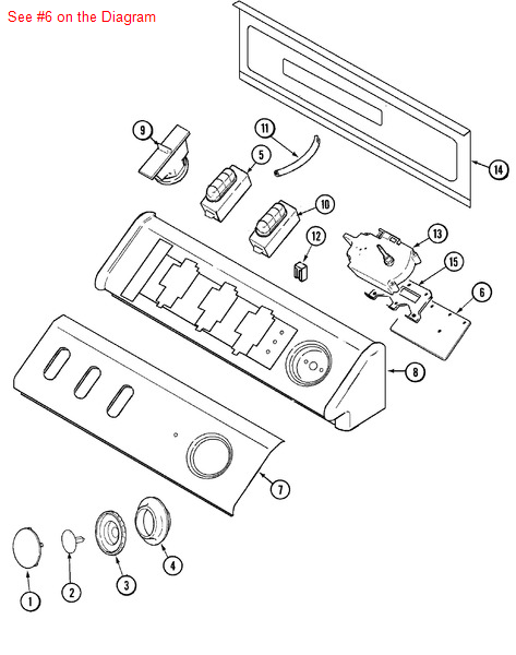 Wiring Diagram: 34 Admiral Washing Machine Parts Diagram