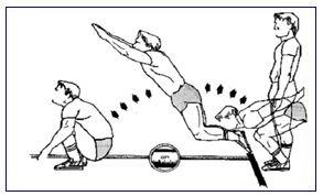 P.E. PHYSICAL EDUCATION: TEST DE APTITUD FÍSICA: SALTO