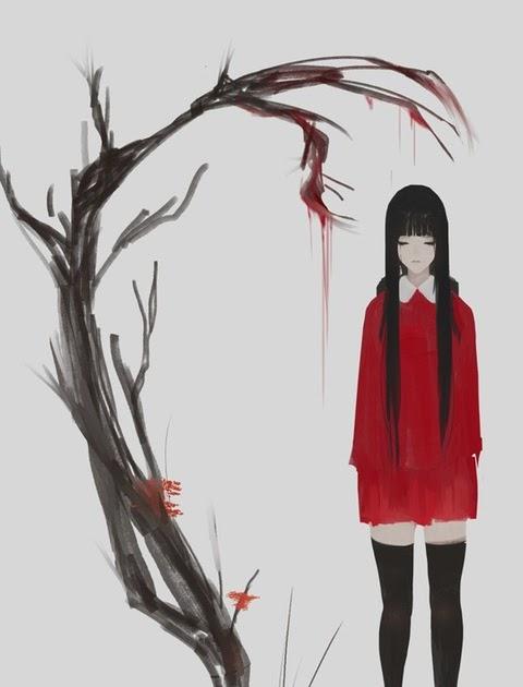 Depressing Wallpapers Anime : depressing, wallpapers, anime, Depressed, Anime, Wallpaper