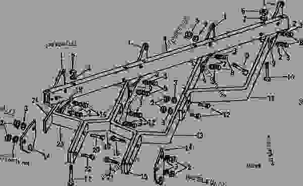 Wiring Diagram: 33 John Deere Snow Plow Parts Diagram
