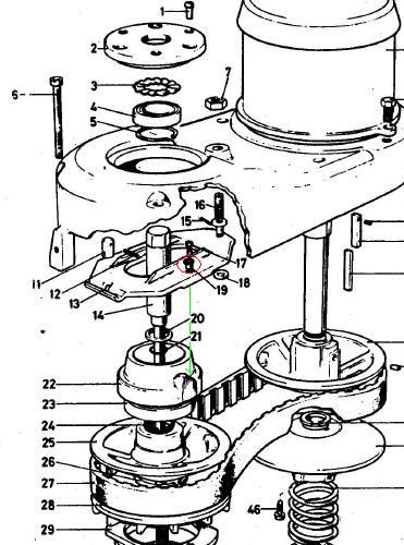 Wiring Diagram: 28 Bridgeport Variable Speed Head Diagram
