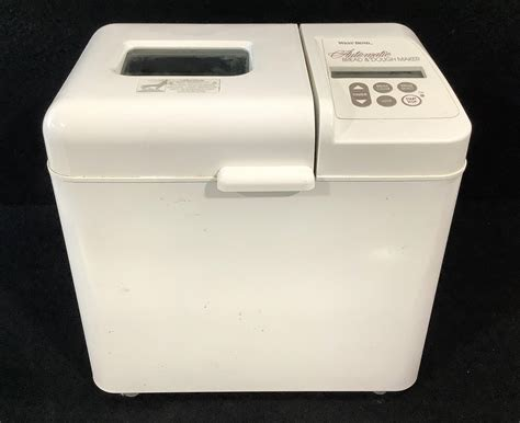 Pdf Download west bend automatic bread and dough maker