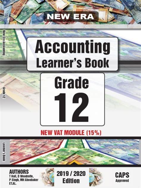 Read Online new-era-accounting-grade-12-memo Kindle Editon