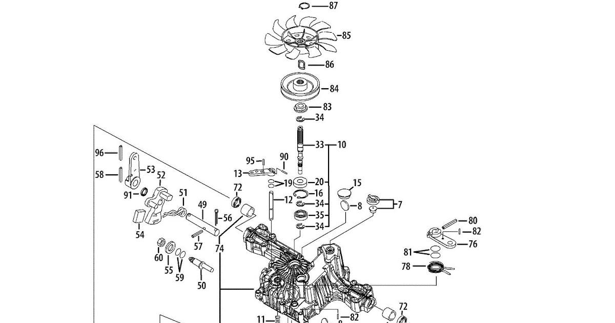 [DIAGRAM] Briggs Stratton Engine Diagram