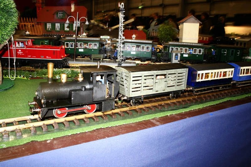 Hobby And Beauty: LGB Model Trains Through Time