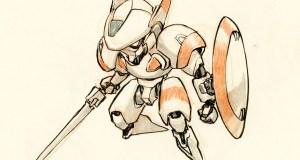 robot jake parker sketches sketch concept robots character cool drawings drawing knight jakeparker characters deviantart cartoon jet spaceships 2d sketchbook