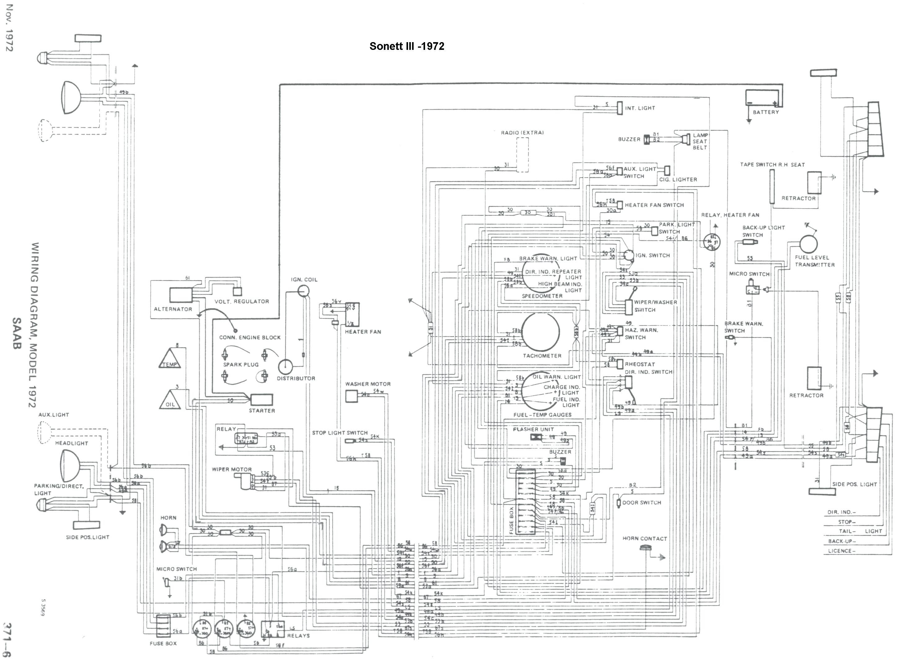 2003 Saab Engine Diagram
