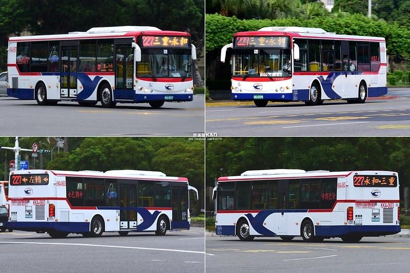 旅滿屋: [臺北]中興巴士2018年市區型新車上路
