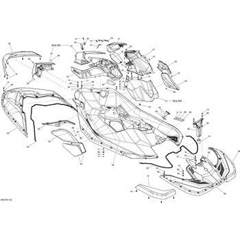 Sea Doo Spark Parts Catalog