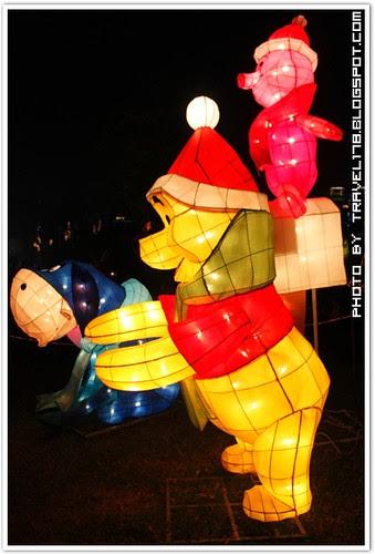 2010中臺灣元宵燈會「老虎愛臺中」~文心森林公園 - 旅行一起吧 ! Travel 178