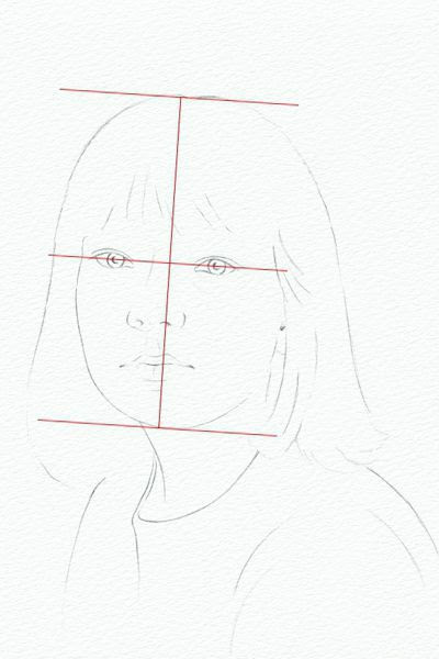 Learn how to draw: Drawing a Pencil Portrait