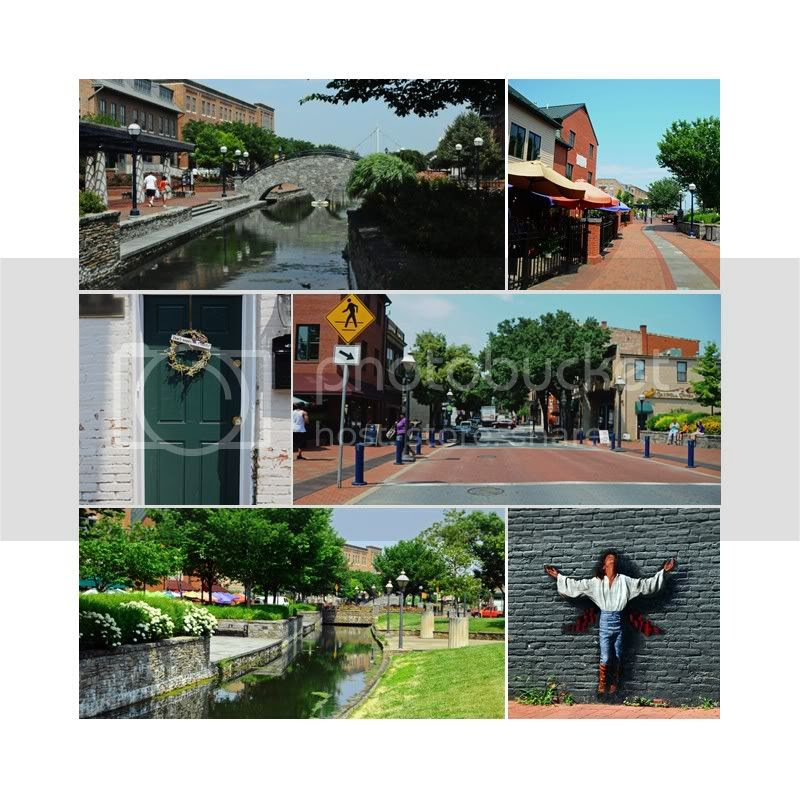 Fancy-Free Life: Downtown Delights: Frederick. MD