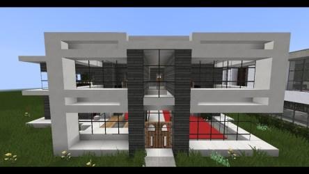 Most Popular 36+ Modern House Design Minecraft