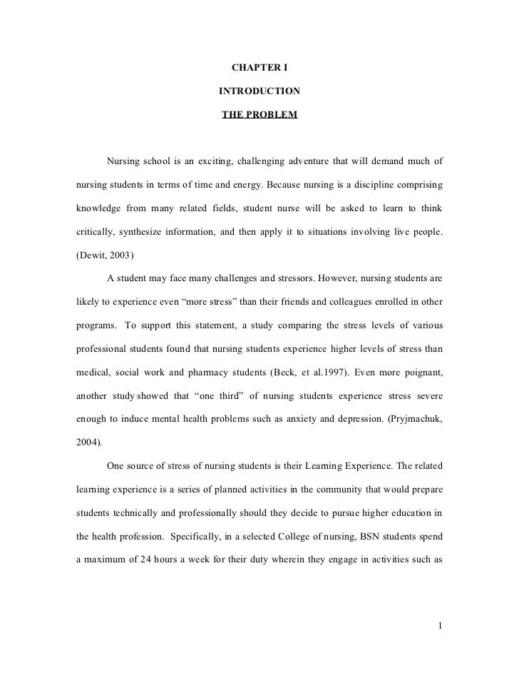 Scope And Limitation Research Paper