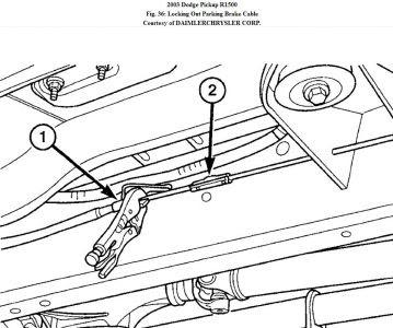 31 2000 Chevy Silverado Emergency Brake Cable Diagram