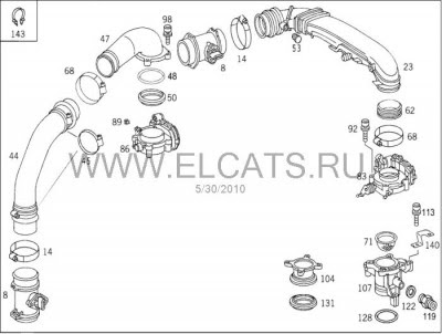 Mercedes-Benz W202 DIY Blog: DIY W202 Throttle Actuator