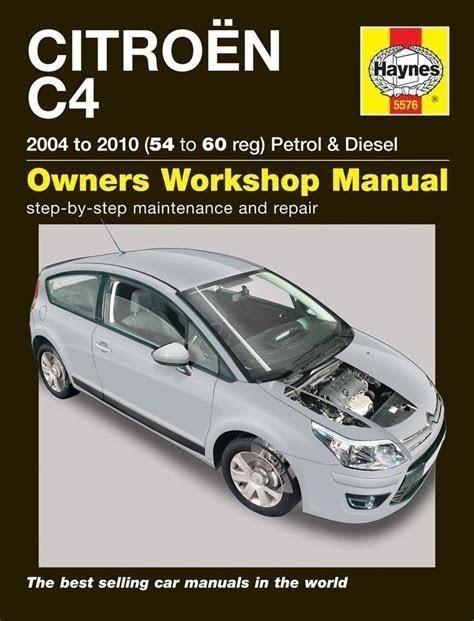 Download EPUB citroen c4 haynes manual pdf ebooks Free PDF