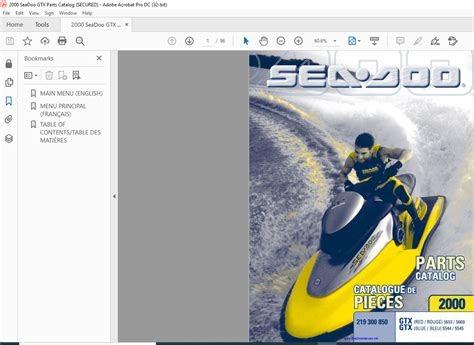 Read Online 2000-seadoo-gtx-model-5545-owners-manual PDF