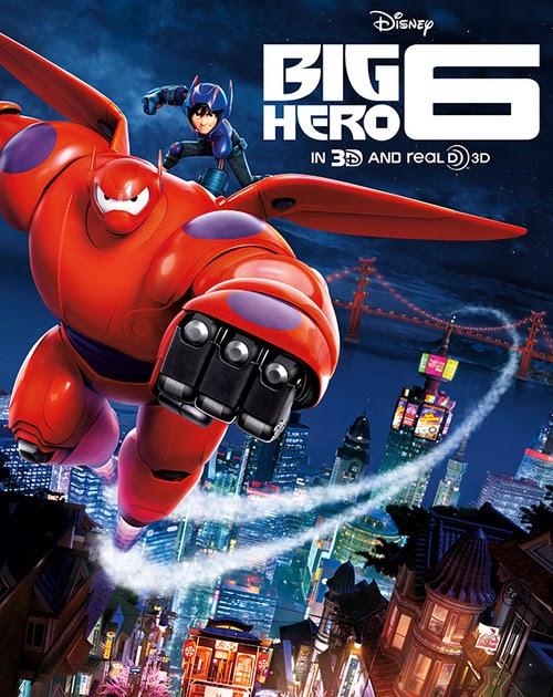 Download Film Big Hero 6 Sub Indo : download, Keaton, Films: