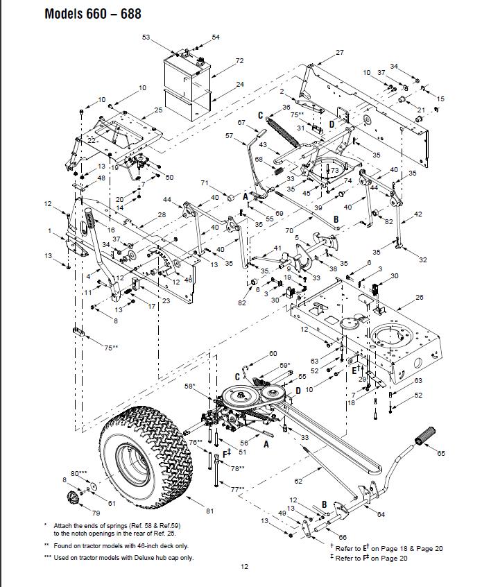 Wiring Diagram: 33 Yard Machine Snowblower Parts Diagram