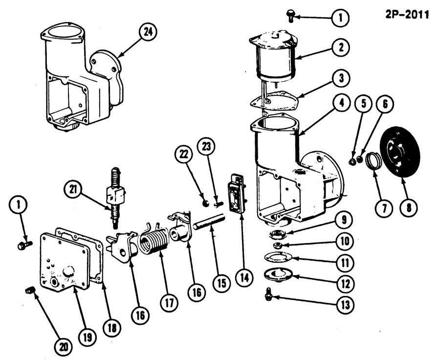 Ford F250 Alternator Wiring Diagram